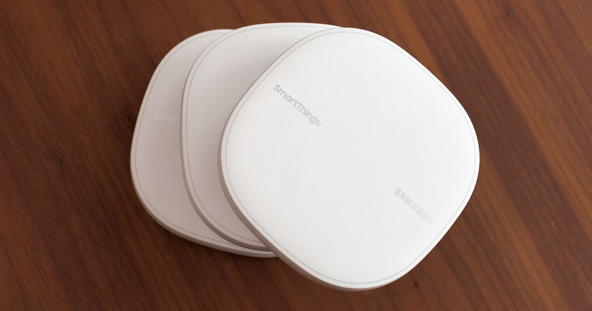Samsung SmartThings Wifi in 2020 Network solutions, Wifi