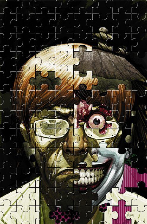 batman arkham asylum comic books