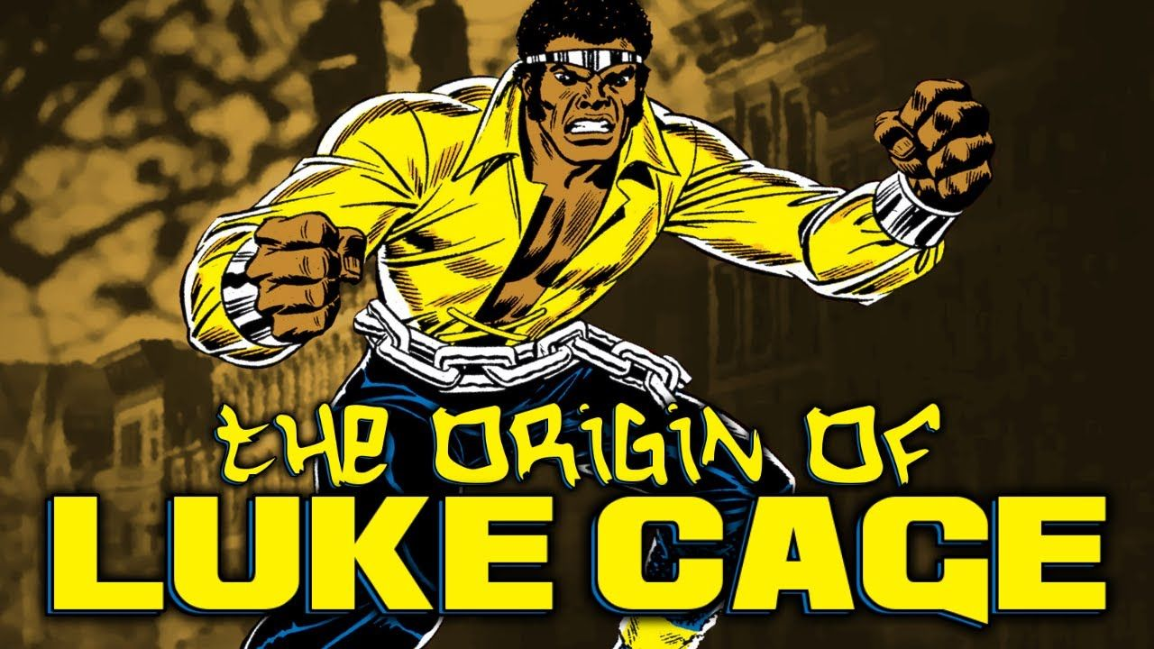 Sweet Christmas! The Origin and History of Luke Cage   Luke