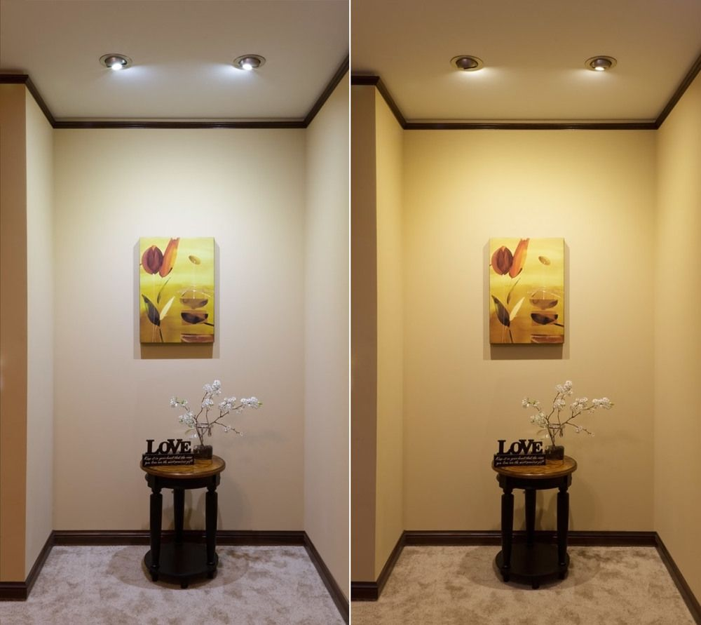 What Is Kelvin Color Temperature Explained White Light Bulbs Outdoor Recessed Lighting Dining Room Light Fixtures