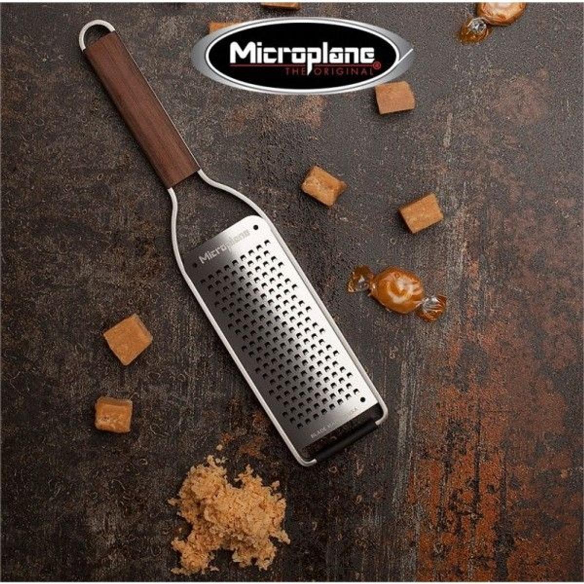 Rape De Cuisine Microplane Serie Master A Gros Grains Gros Grain