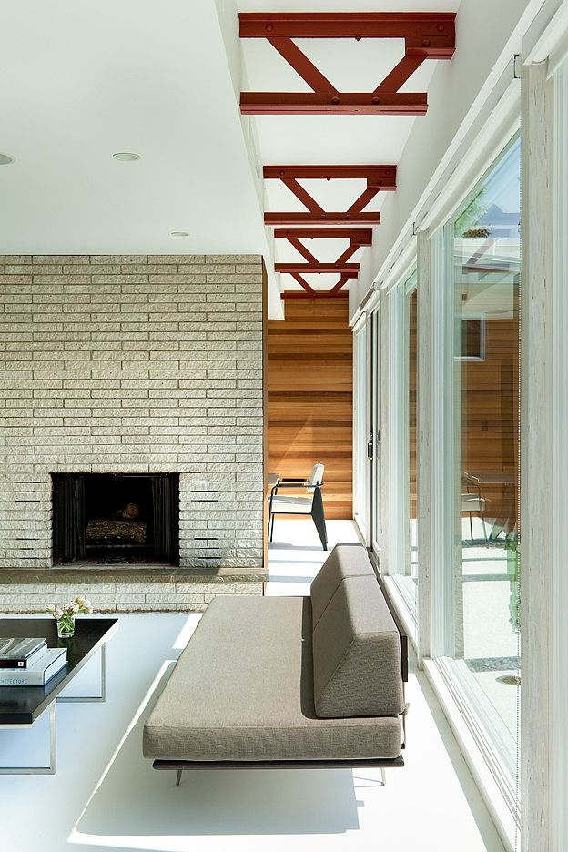 Hudson Valley House By Jeff Jordan Architects | Case Study Daybed |  Http://. Hudson ValleyDesign InteriorsModern ...