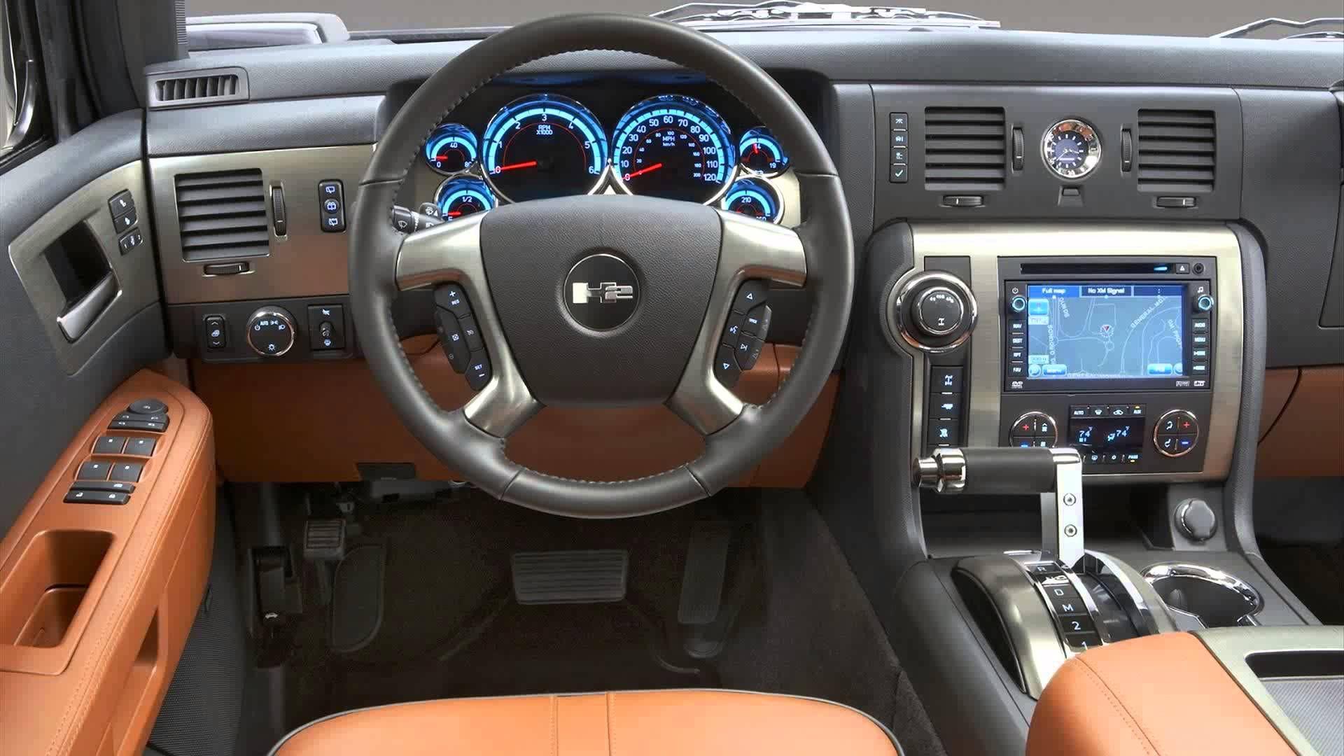 Interior Hummer H2 2015 Dream Car Hummer Hummer Interior
