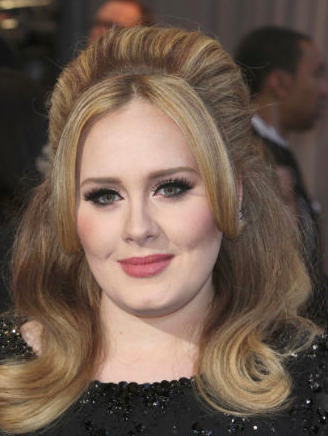 This Is Bad News For Adele Fans Womens Hairstyles Hair Styles Adele Hair
