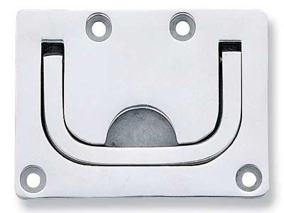 Sugatsune 26700 Wide Ring Pull At Atg Stores Pocket Door Pulls Trap Door Stainless Steel Rings