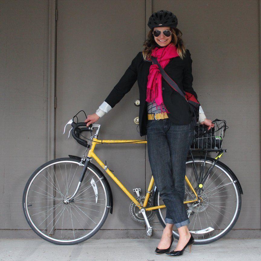 10 Ways To Bike Stylish Stylish Spring Summer Outfits