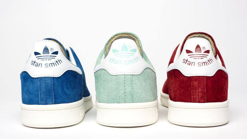 acheter en ligne b3ba7 35873 L'indémodable Stan Smith reprend du service | Adidas ...