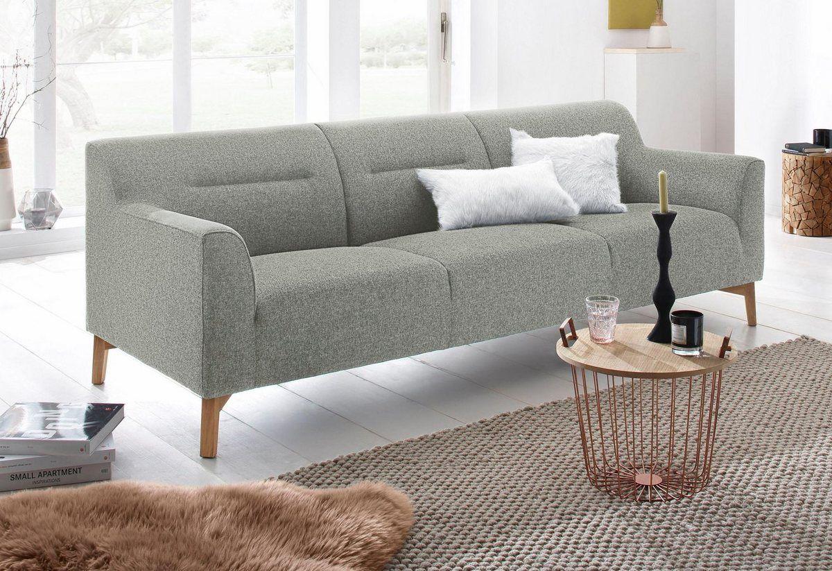 Andas 3 Sitzer Kiruna Aus Der Freundin Home Collection 2018 Online Kaufen Sofa Gunstig Kaufen 3 Sitzer Sofa Sofas