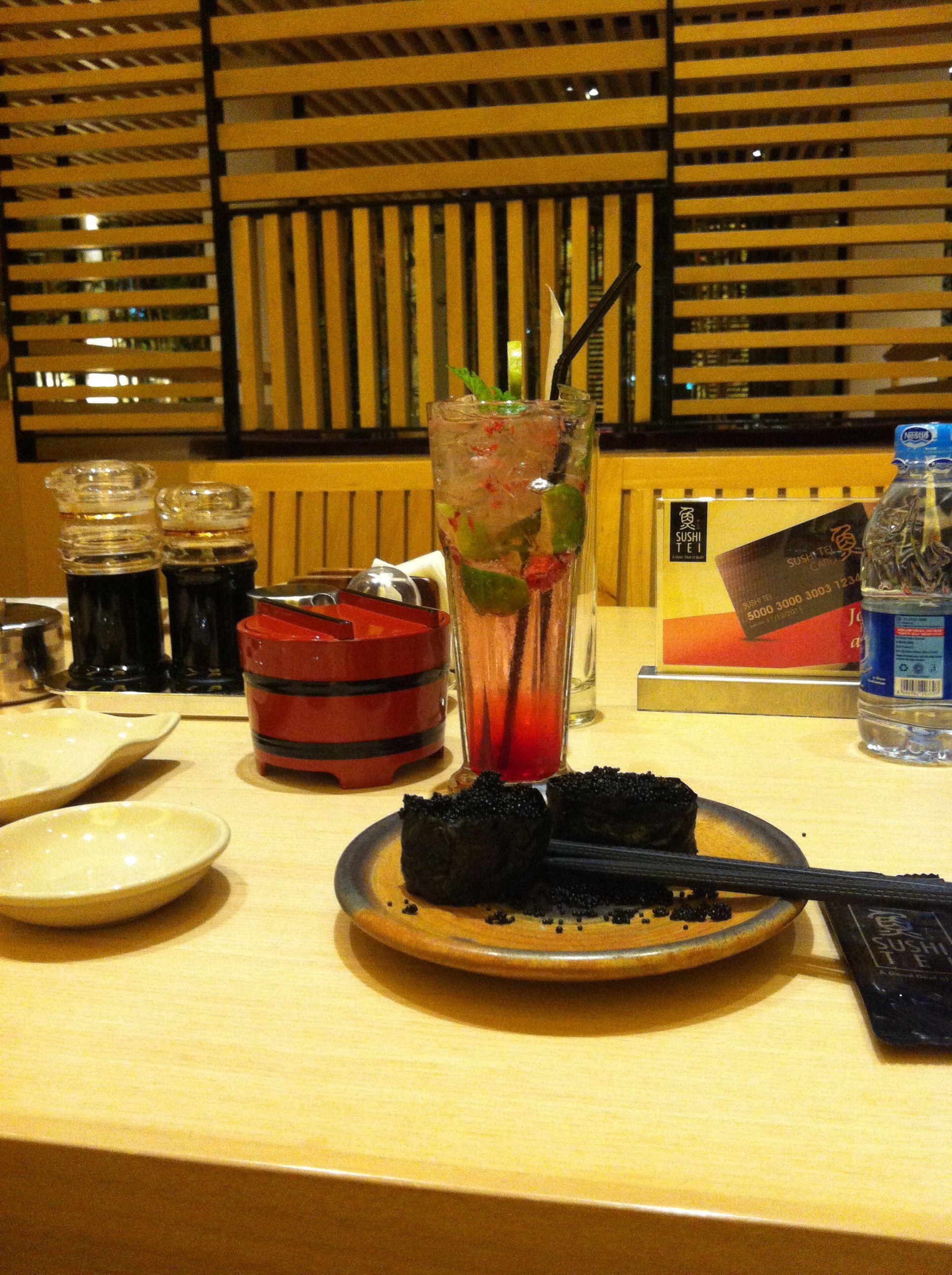 sushi tei jogjakarta indonesia