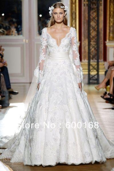 Top Designer Wedding Dresses - Ocodea.com