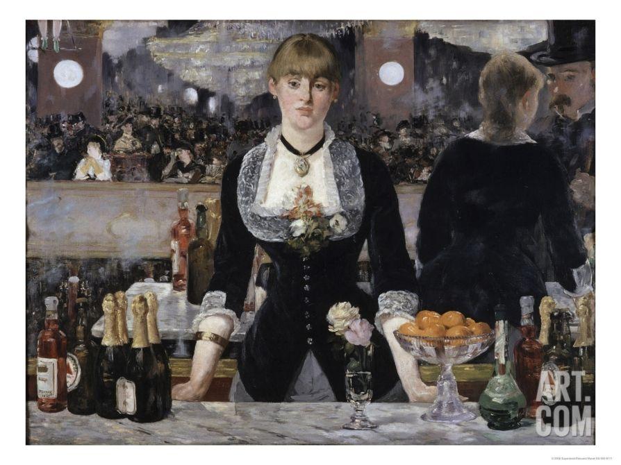 Bar at the Folies, Bergeres