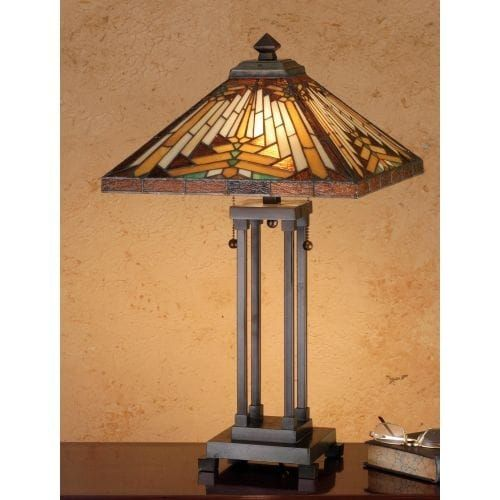 Meyda tiffany 66230 stained glass tiffany table lamp from the meyda tiffany 66230 stained glass tiffany table lamp from the mission collection tiffany glass aloadofball Choice Image