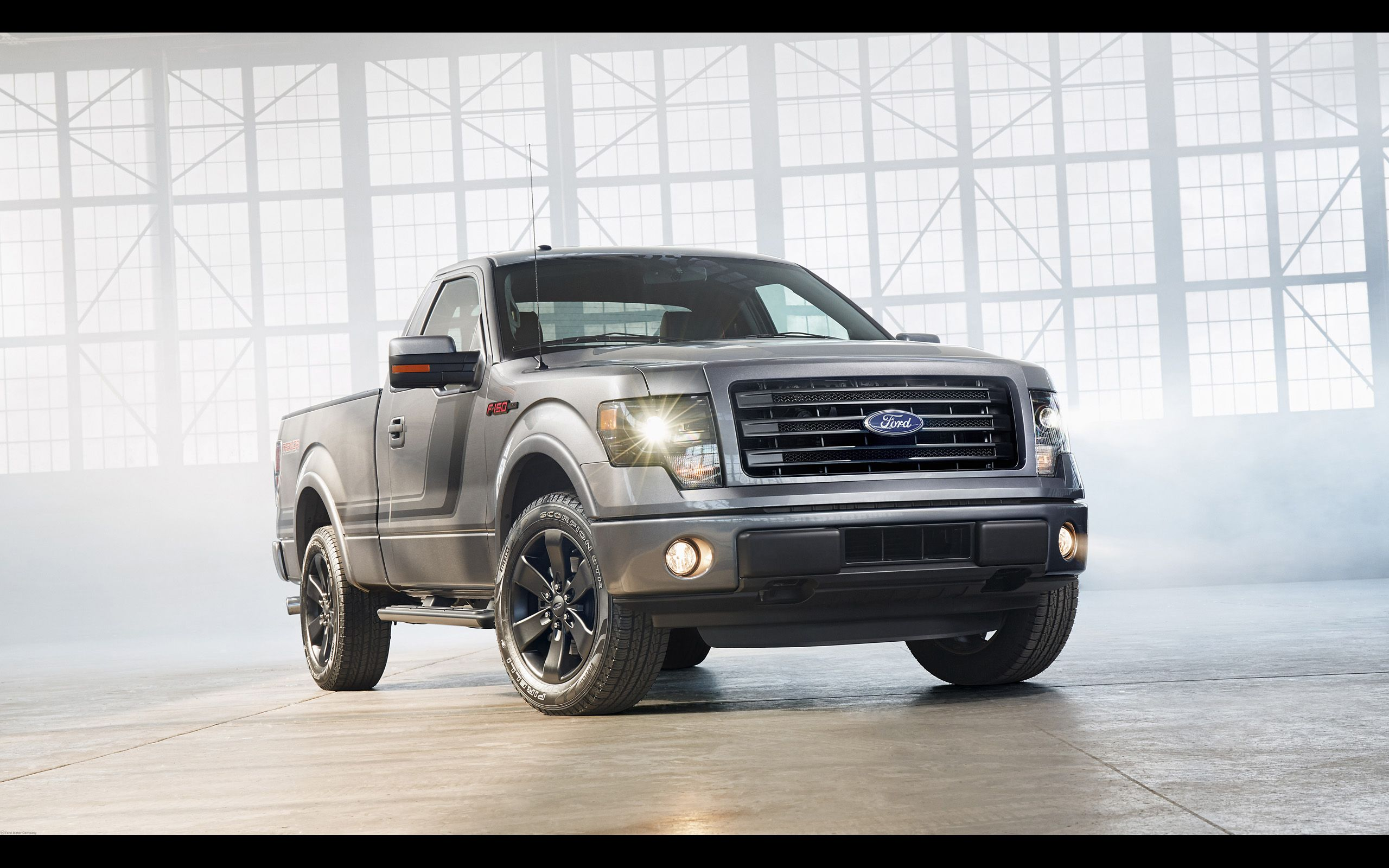 One of the biggest changes sported by the 2014 ford f 150 tremor is the