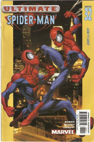 Ultimate Spider-man #32 (Just a Guy) February 2003 @ niftywarehouse.com