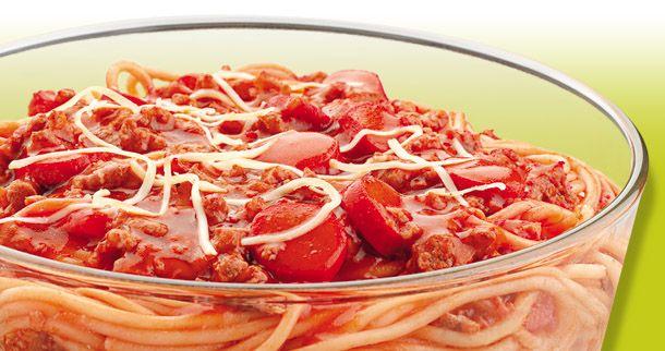 Mommy Merienda Spaghetti Del Monte Philippines Http Www Delmonte Ph
