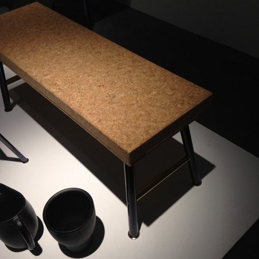 cork prototypes by ilse crawford for ikea 2015 - Cork Living Room 2015