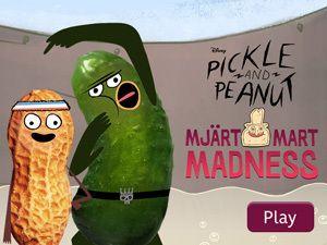 Pickle And Peanut Mjärt Mart Madness