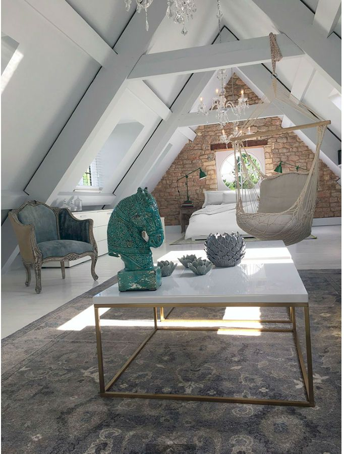 Photo of Rectoria antigua de diseño modern y atemporal. – Eldecoration