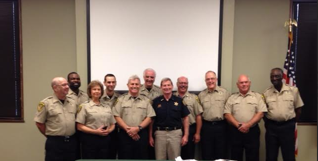 With All Of Our Newest Auxiliary Deputies Of The Caddo Parish Sheriff S Department In Shreveport Louisiana Caddo Parish Shreveport Louisiana