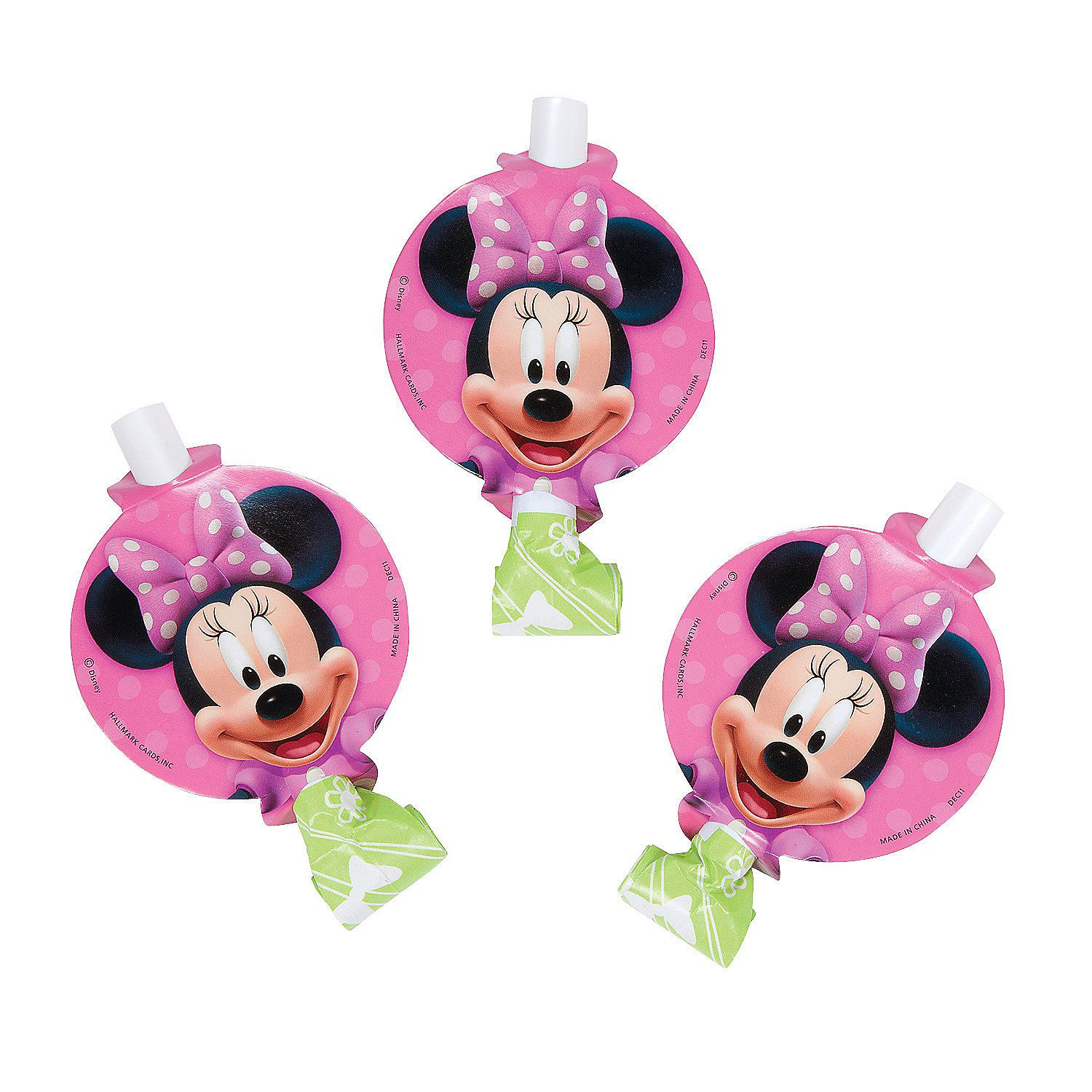Minnie Mouse's Bow-Tique Blowouts - OrientalTrading.com