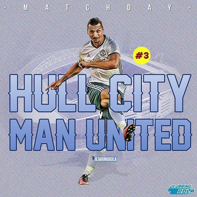 MatchDay! 🔴 Hull v United Premier League GW 3 Sabtu, 27