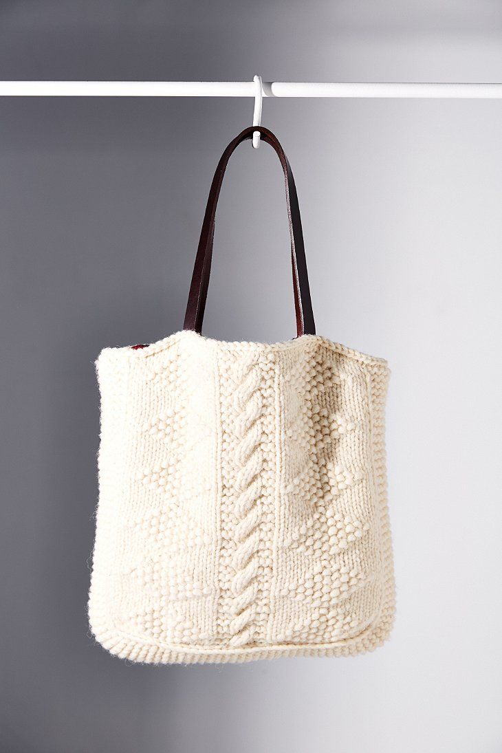Canadian Sweater Company Tote Bag - Urban Outfitters