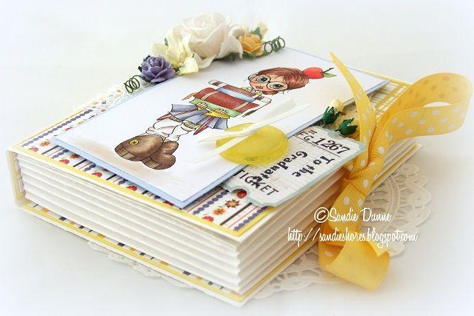 Little Darlings Design Team Inspirations: Geekin It Book Box