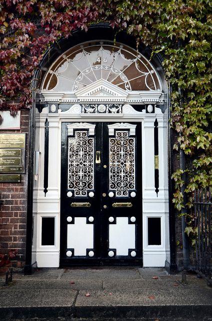 The Most Famous Door in Dublin & The Most Famous Door in Dublin | Pinterest | Doors Ireland and ...