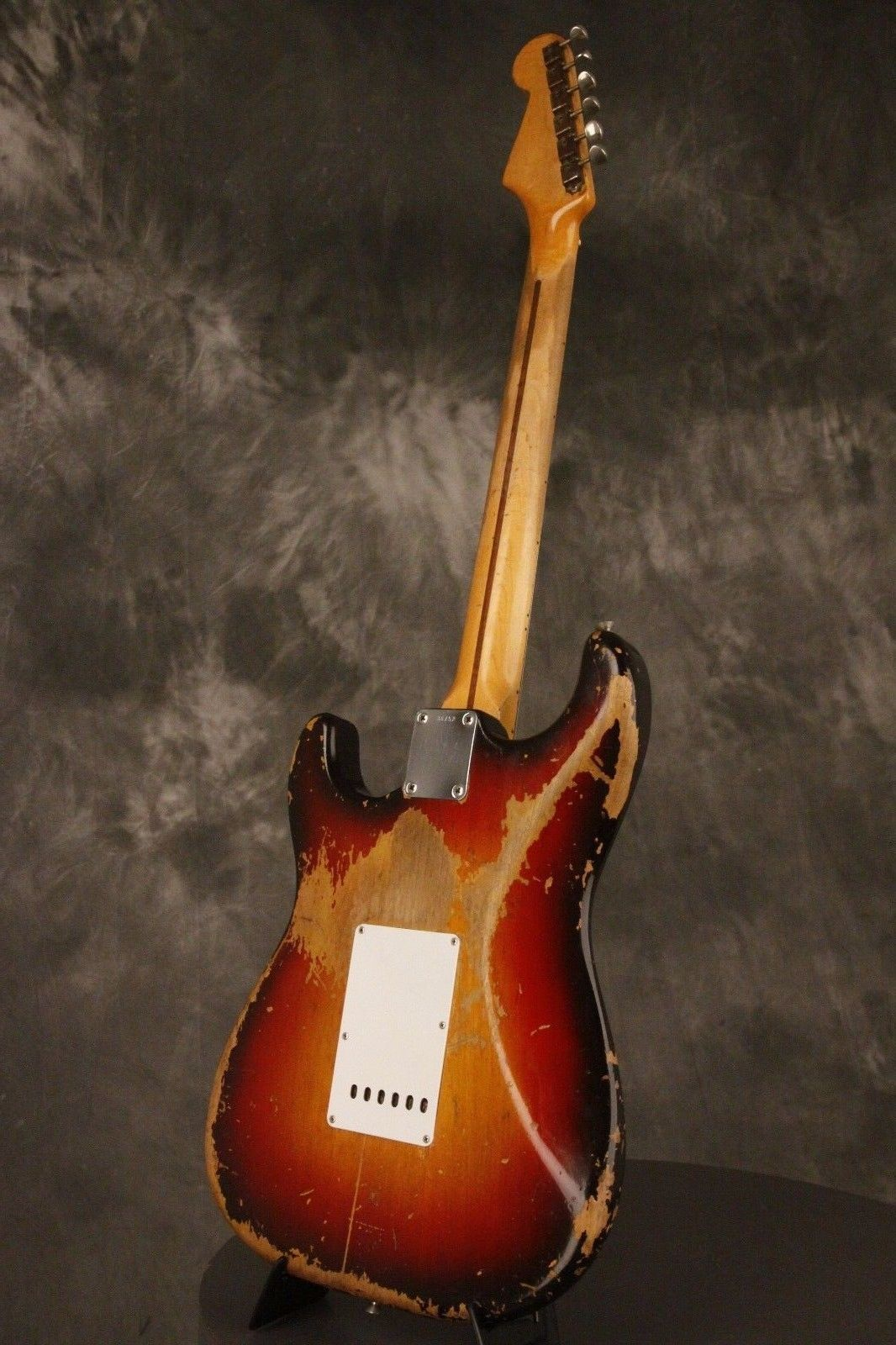 original 1959 Fender Stratocaster Sunburst w/MAPLE NECK!!! | eBay