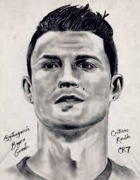 Resultado De Imagen Para Imagenes De Cristiano Ronaldo Para Dibujar A Lapiz Messi Dibujo Imagenes De Cristianas Cristiano Ronaldo
