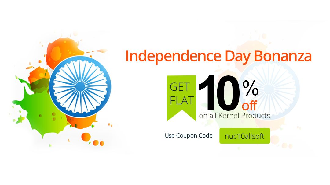Independence Day Bonanza: Use Coupon Code \