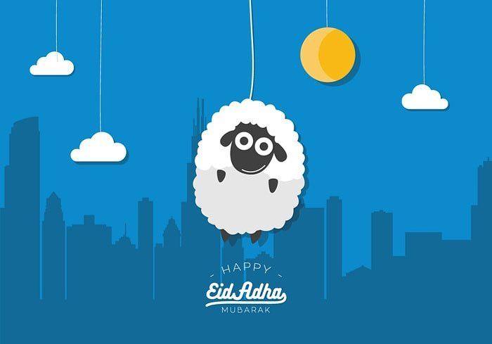 عيد أضحى مبارك أعاده الله علينا وعليكم وعلى جميع الأمة الإسلامية بالخير واليمن والبركات عيدكم مبارك عيدك Eid Images Eid Ul Adha Images Eid Ul Adha Wallpaper