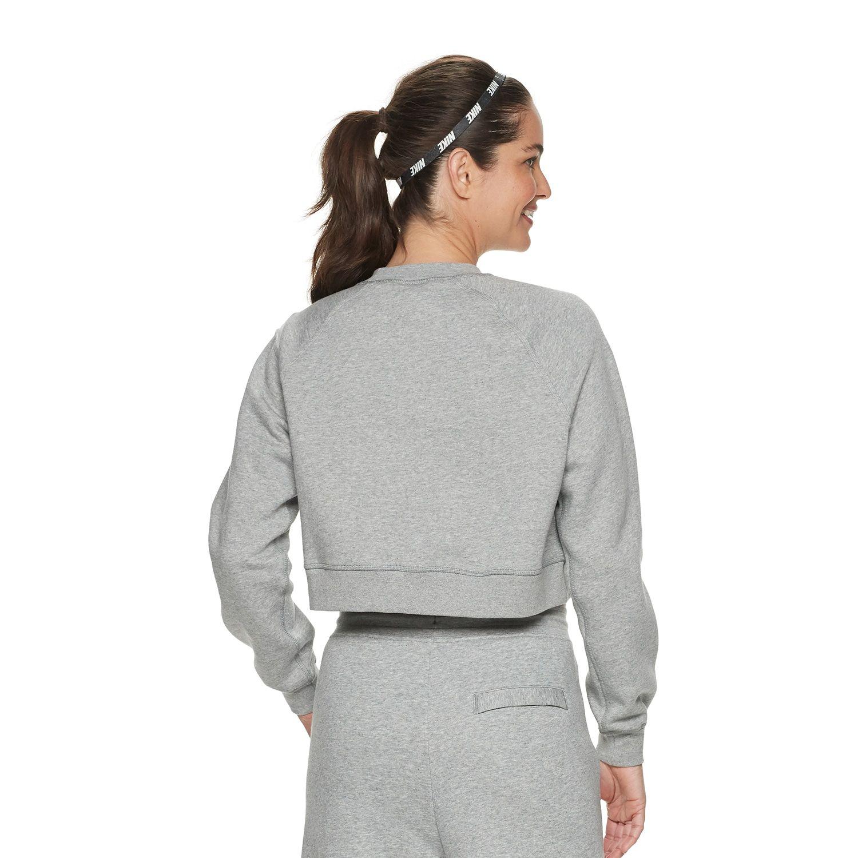 Women S Nike Sportswear Swoosh Fleece Crop Sweatshirt Affiliate Sportswear Ad Nike Women Swoosh Crop Sweatshirt Nike Sportswear Nike Women [ 1500 x 1500 Pixel ]