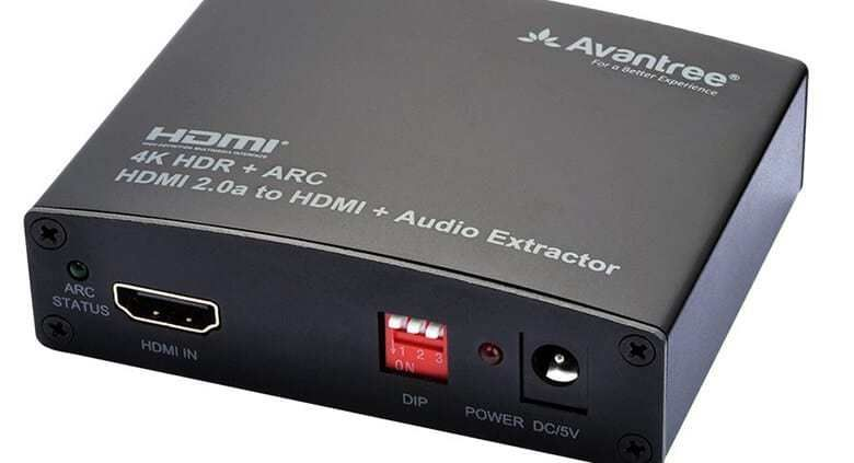 Hdmi Arc To Optical Audio Converters Hdmi Audio Converter