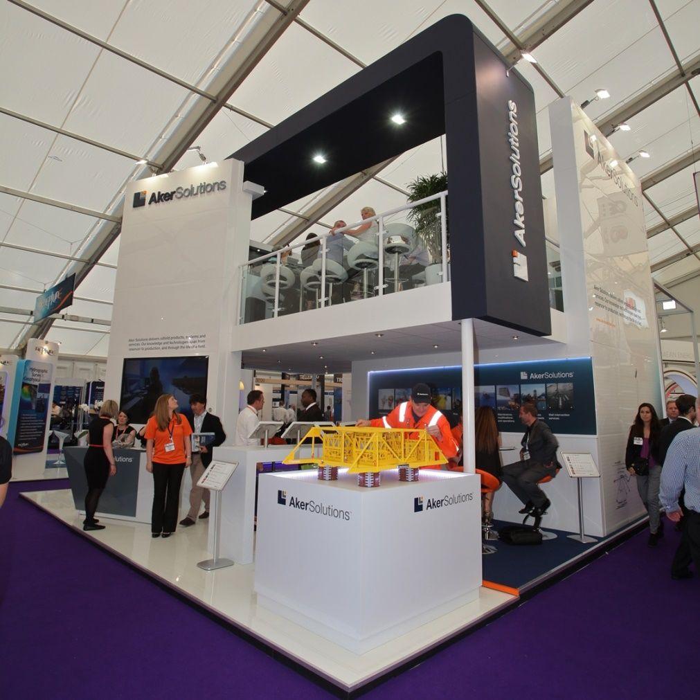 Exhibition Stand Galleries : Exhibition stand images nimlok exhibition! mezzanine