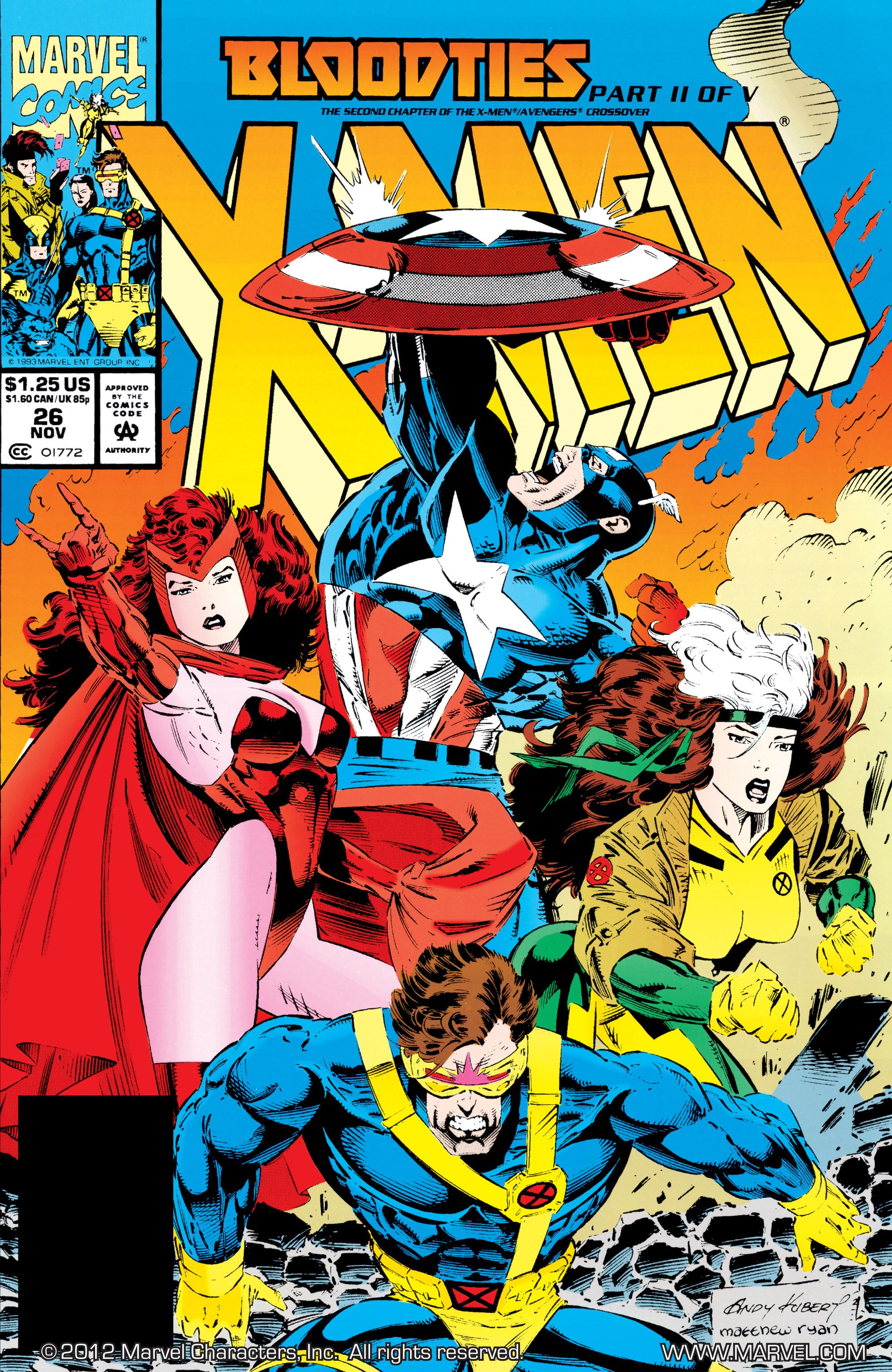 X Men 1991 Issue 26 Read X Men 1991 Issue 26 Comic Online In High Quality Marvel Comics Superheroes Comics Marvel Comics Covers