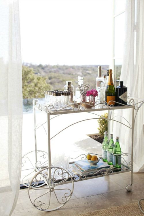 The Best Mini Bar Designs You Can Definitely Use at Home | Bar carts ...