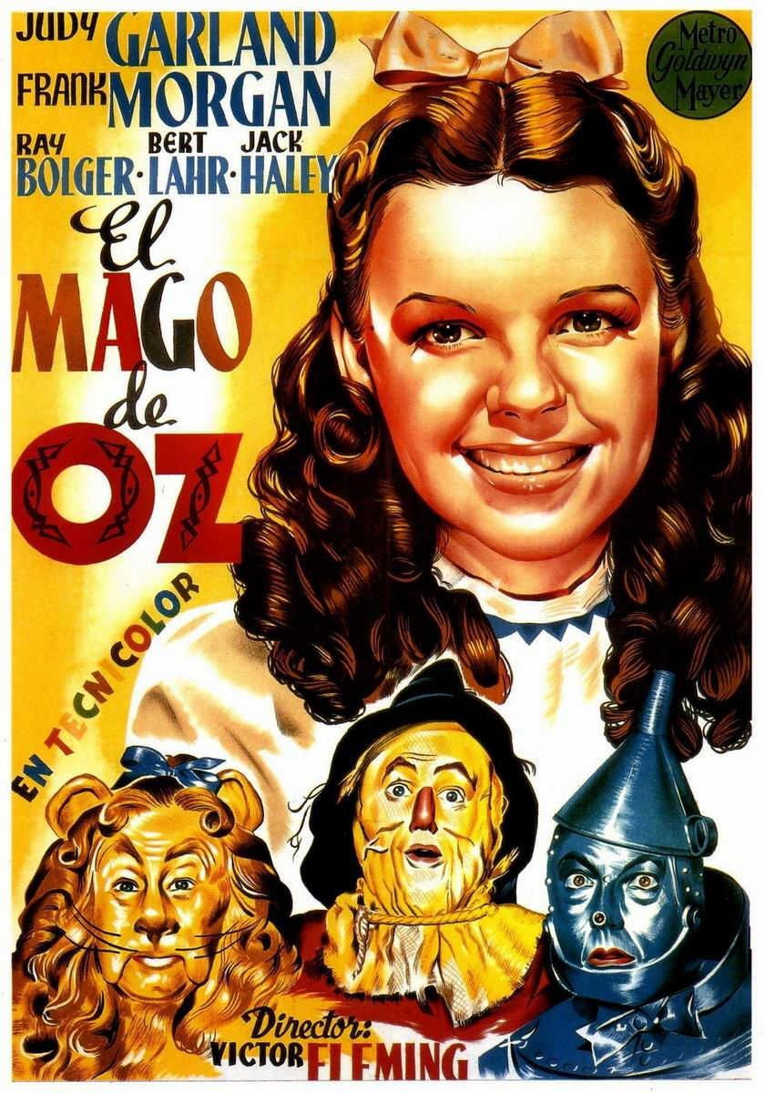 The Wizard Of Oz 2  Movie Posters Musicals Classic /& Vintage Films