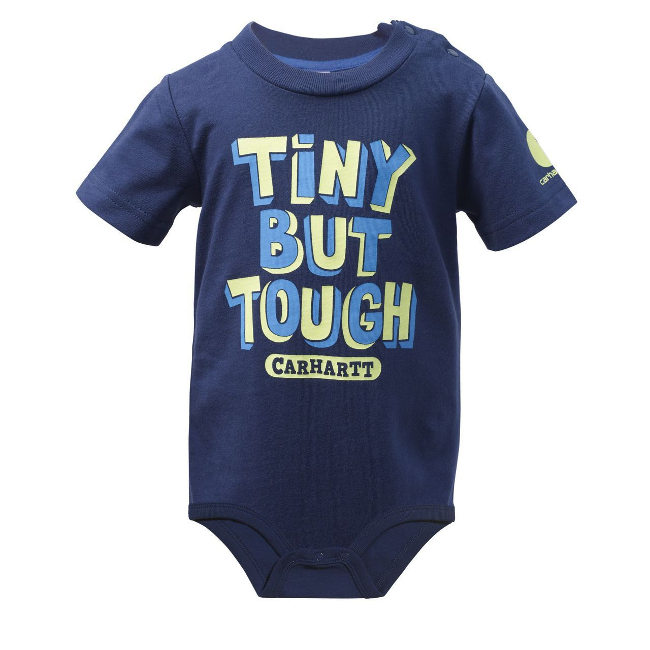 TINY BUT TOUGH BODY SUIT - The Brown Duck