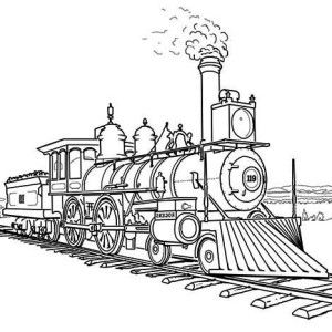 Railroad On The Bridge Coloring Page Railroad On The Bridge Coloring Page Color Luna Train Coloring Pages Train Drawing Train Tattoo