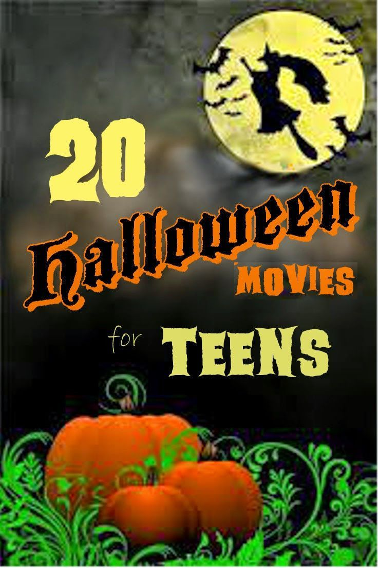 appropriate Halloween for teens movies