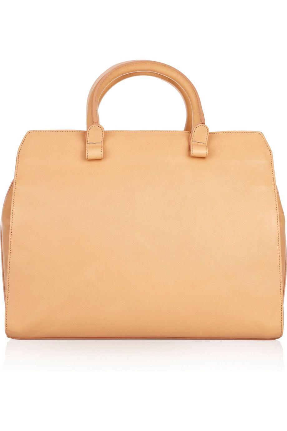 #Victoria #Beckham // the Soft Victoria leather tote 2013