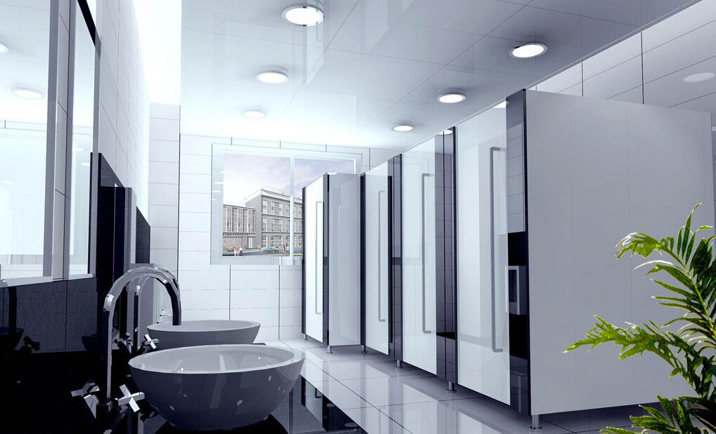 Public bathroom melbourne design ideas restrooms for Bathroom designs melbourne