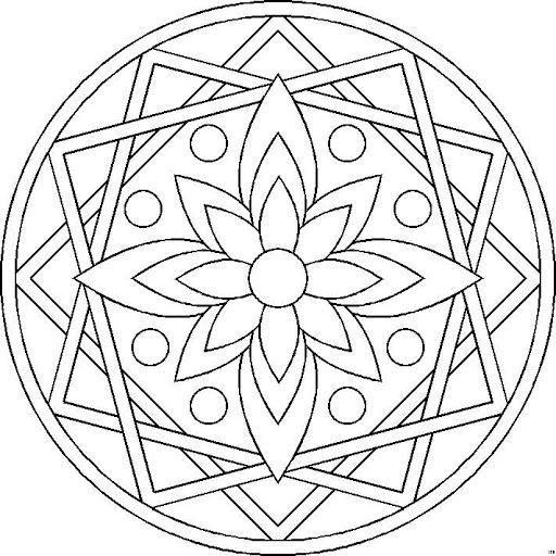 Mandalas Para Colorear Pdf Imagui Mandalas Para Colorear