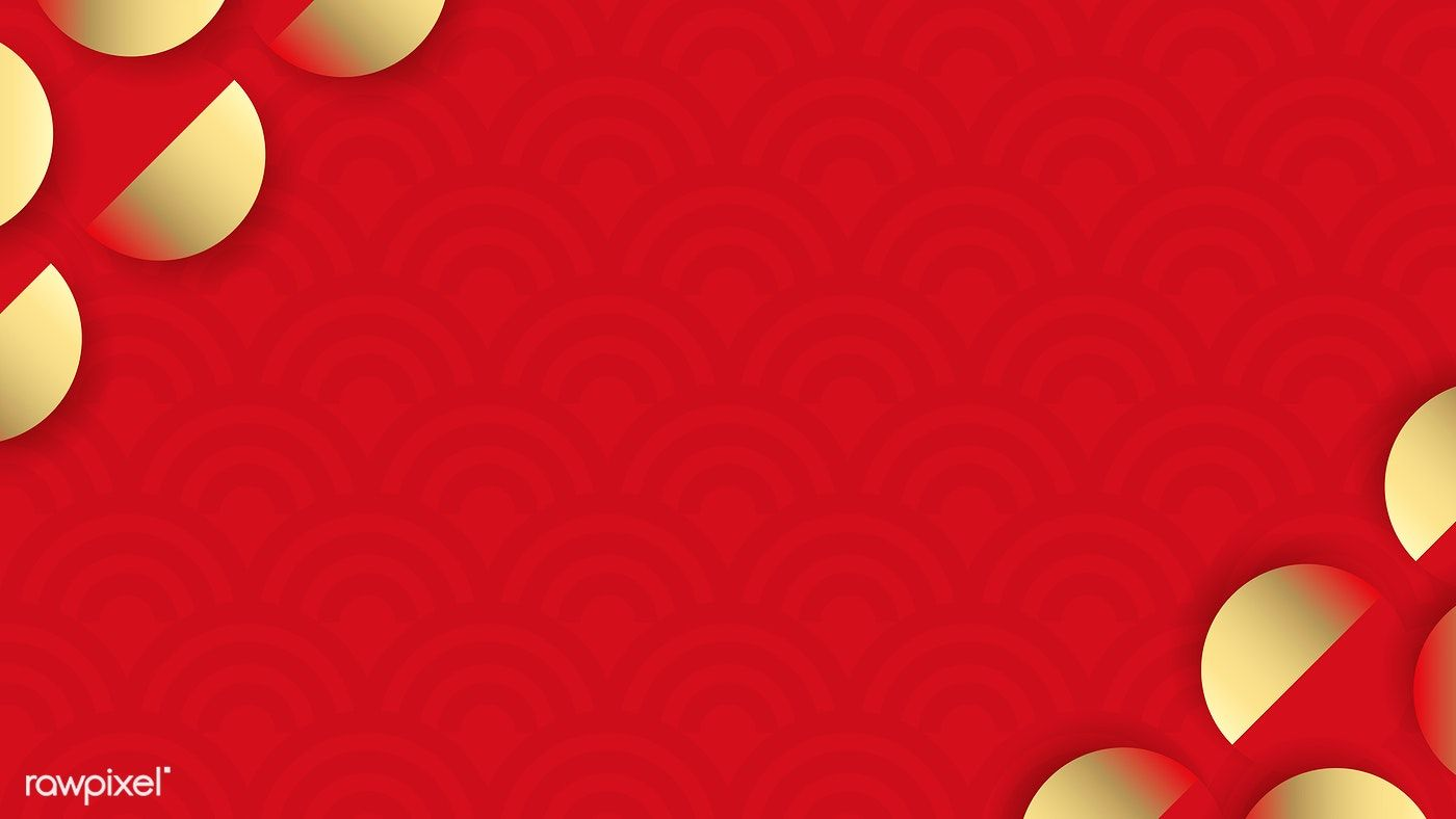Download Premium Vector Of Happy Chinese New Year 2020 Background Vector In 2020 Happy Chinese New Year Chinese New Year 2020 Chinese Background