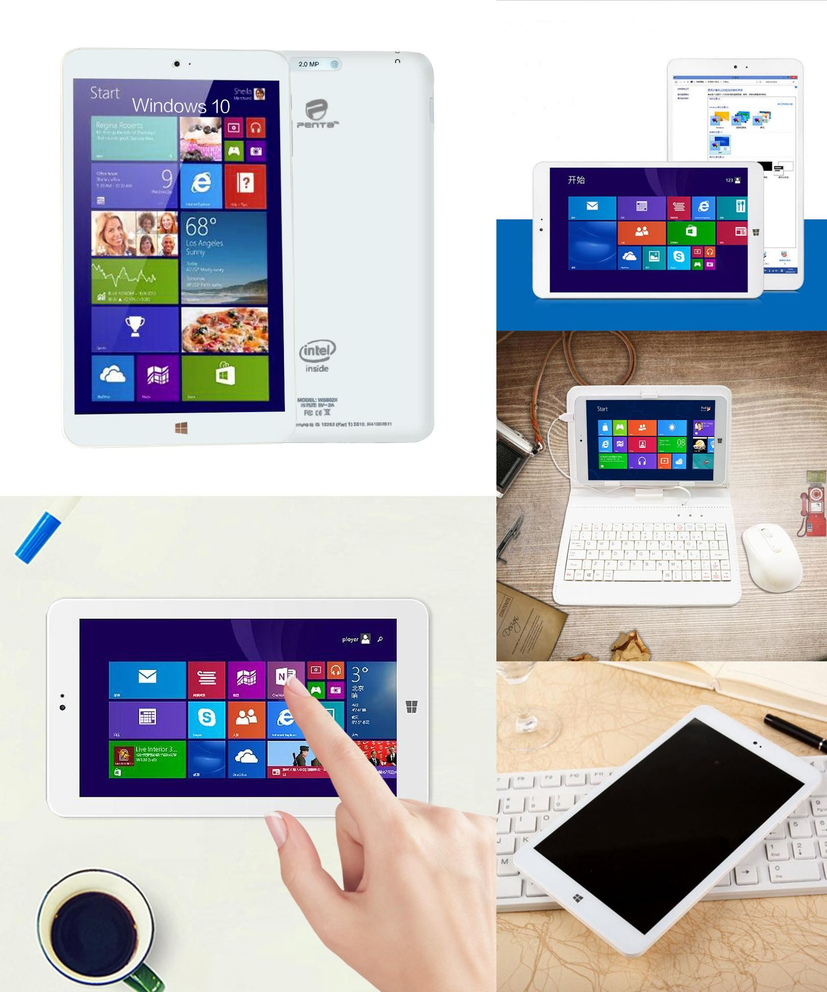 123d470a40f [Visit to Buy] PENTA Tablet Windows 8