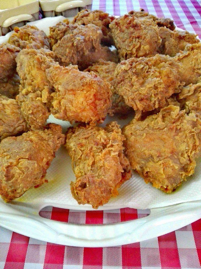بروستد الدجاج عالطريقة أم جاسم غير شكل زاكي Recipe Cooking Recipes Cooking Food