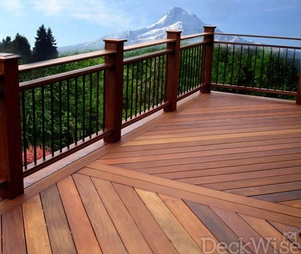 Ipe hidden deck fasteners decking products accessories - Exterior wood screws for fencing ...
