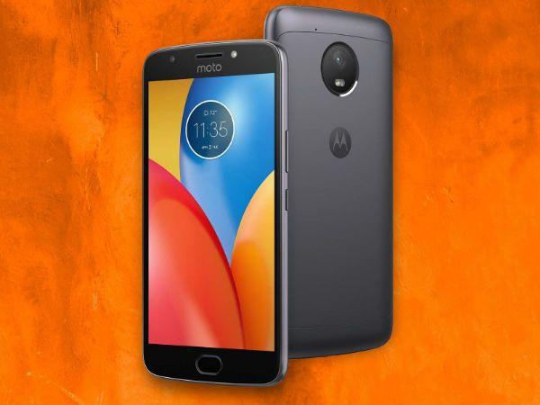 Motorola Moto E4 & E4 Plus