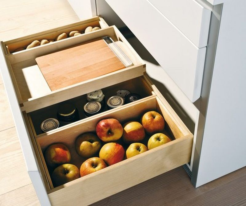 We're Totally In Awe Of Bulthaup's Custom Kitchen Storage